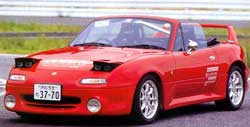 mazda miata body kit