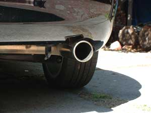Enthuza Miata Performance Exhaust