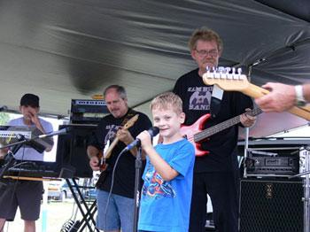 kid band